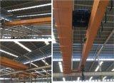 Qd 회전 선반 공장을%s 모형 두 배 광속 브리지 기중기