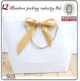 Sacchetto dell'imballaggio dell'elemento portante di carta della stampa del sacchetto del regalo di acquisto della carta kraft (F60)