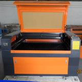 De Machine van het Knipsel en van de Gravure van de Laser van de hoge snelheid voor Plexiglas/Hout