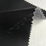 O couro sintético do plutônio com grava para a decoração dos sacos do sofá
