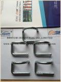 足場フレームによって電流を通される鋼鉄ロックPinか足場の重力Pin