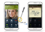 工場によってロック解除される人間の特徴をもつSmartphoneの元の携帯電話のノート2 N7100