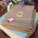 Тканье/постельные принадлежности шерстей яков ткани кашемира одеяла шерстей верблюда