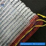بيضاء [15كغ] [ب] يحبك شبكة بطاطا حقيبة