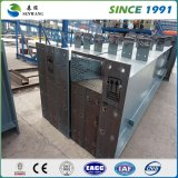 Precio prefabricado del edificio de marco de la construcción de la estructura de acero en China