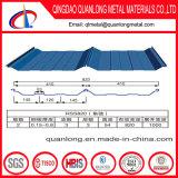 Feuille de toit ondulé coloré / PPGI PPGL Panneau de toit / Toiture prépainée