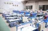 Maquinaria expulsando plástica automática da fabricação para fazer o perfil plástico