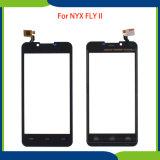 NyxのはえII LCDの表示のための接触パネル