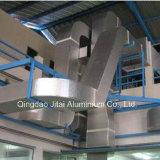 Geprägte Aluminiumfolie
