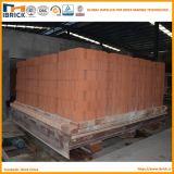 Four à tunnel de brique réfractaire, four à tunnel d'allumage de brique d'argile
