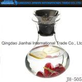 世帯のための明確なガラスビンの冷水の鍋