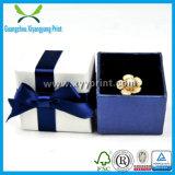 Kundenspezifische Metallschmucksache-Papierkasten-Hersteller China mit Qualität