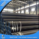 Tubulação de aço sem emenda de carbono 45# para a construção