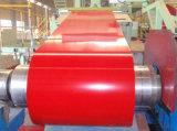 Il colore del materiale da costruzione di PPGI ha ricoperto la bobina d'acciaio galvanizzata preverniciata