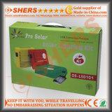 Солнечная батарея Li-иона осветительной установки 3.7V8000mAh