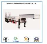 Wellen-niedriger Bett-LKW-Schlussteil des China-Lieferanten-10 mit gutem Preis
