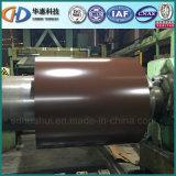 Bobina de acero galvanizada sumergida fría del soldado enrollado en el ejército del fabricante de Asia