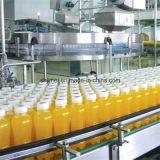 집중된 주스 생산 라인