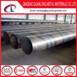 Gewundenes geschweißtes Stahlrohr GB-Q195 Q235 Q345 SSAW