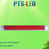Neues Style Smart Tube Portable White&Red LED Rechargeable Emergency Light mit Cer RoHS Approval