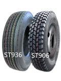 Heißer Verkauf RadialTubless Schlussteil-Reifen-LKW-Gummireifen 11r22.5