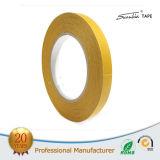El doble solvente del papel de tejido del pegamento de la adherencia fuerte echó a un lado/la cinta de la cara