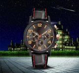 OEM/ODM는 고품질 형식 우연한 석영 시계를 방수 처리한다