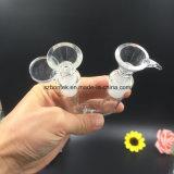 Doppi adattatori di vetro a discesa