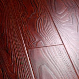 Technologie allemande Embossed Embossment Laminate Laminated Flooring