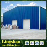 Prefabricated 강철 구조물 건물 작업장 또는 창고
