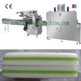 Servo Motor Control (FFB)の台所Sponge Packaging Machine