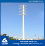 Stahlkonstruktion-Fernsehturm für Aufbau
