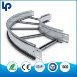 Escada de aço do cabo da bandeja de cabo do fornecedor interno adaptável do ODM China do ácido