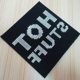 Couvre-tapis 2016 en caoutchouc de Tableau de barre de PVC de dispositif trembleur carré régulier de prix usine