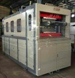 Wegwerfplastikcup, das Maschinerie-Glasherstellung-Maschine herstellt