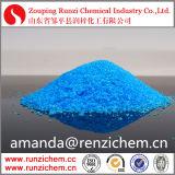 Pentahydrate van het Sulfaat van het Koper van de Rang van de landbouw/van de Industrie/van het Voer Cu 25% Blauw Kristal 98% van het Vitriool