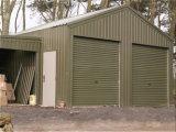 Garage prefabbricato della struttura d'acciaio (KXD-CH75)