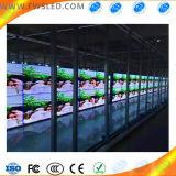 Alto quadro comandi dell'interno del LED di colore completo di definizione P4 (256*256mm) ccc