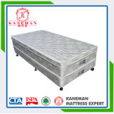 Hôtel Furniture Hot Selling Cheap Price Hotel Bed Base ou Boxspring et Mattress