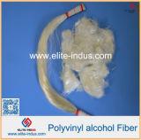 Волокно поливинилового спирта конкретного подкрепления