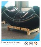 Codo inconsútil de 90 grados de las instalaciones de tuberías del CS A420wpl6 del ANSI B16.9