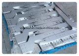 máquina de estaca do laser da fibra da plataforma da troca do baixo preço 1000W