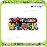 Souvenir promotionnel personnalisé Malaisie (RC-MY) d'aimants permanents de réfrigérateur de cadeaux de décoration