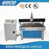 販売のための機械を切り分ける1212木シリンダー彫版CNCのルーター
