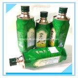 Бутылка металла Tinplate для упаковывая оливкового масла