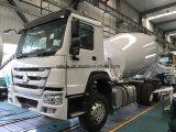 Sinotruck HOWO 6X4 8立方メートルの具体的なミキサーのトラック8cbm