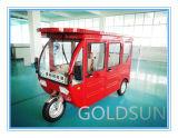 درّاجة ثلاثية شمسيّ كهربائيّة, درّاجة ناريّة كهربائيّة, درّاجة ثلاثية كهربائيّة