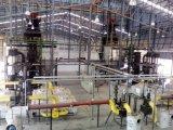 Biomasa del precio de fábrica de China 300-400kw/central eléctrica del generador de gas de Syngas con el reciclaje cerrado del calor de la refrigeración por agua del sistema de CHP