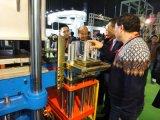 Volles Automatic, Fast Speed hohes Precision Rubber und Silicone Vacuum Machine