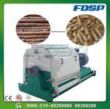 Bois de broyeur de déchet de bois meulant fait à la machine en Chine
